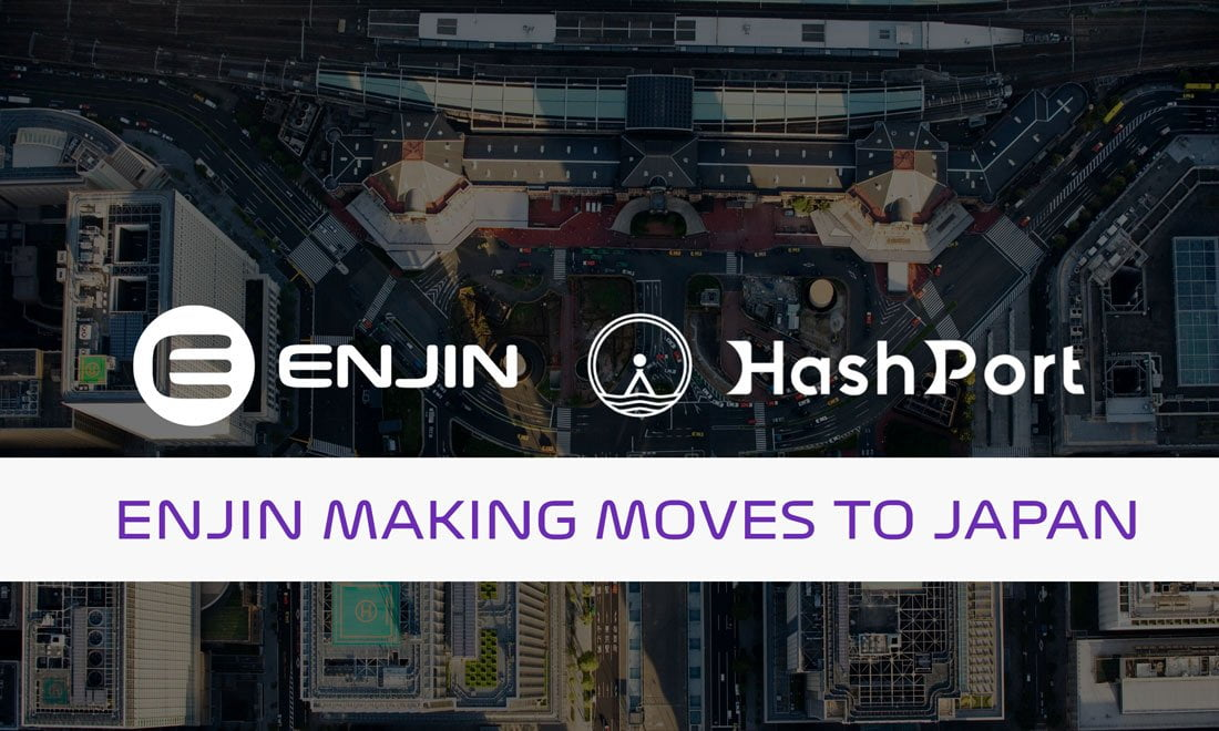 Ethereum-Centric Enjin Makes Splash in Japanese Market With New Partnership 17