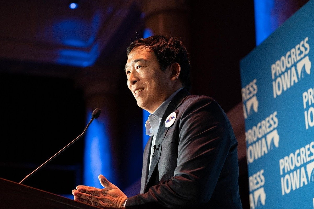 U.S. Presidential Hopeful Andrew Yang Wants Blockchain Voting For 2020 15