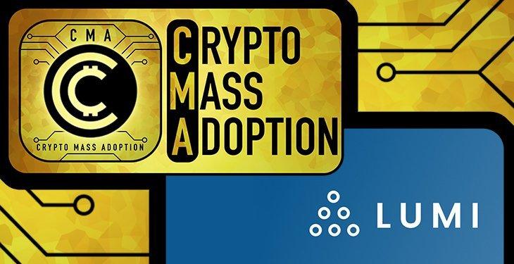 CMA (Crypto Mass Adoption) - Lumi Wallet Collab: Making Crypto Simple 18