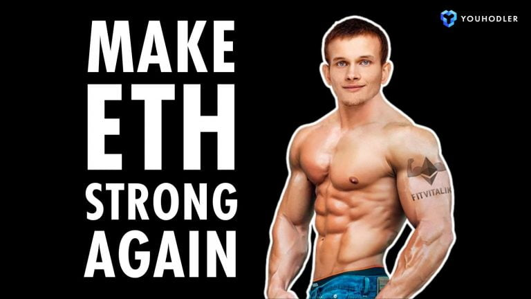 """YouHodler Launches New Campaign to """"Make ETH Strong Again"""" 16"""