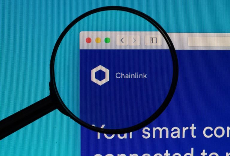 LINK Explodes By 10% After Intel Name Drops Chainlink 14