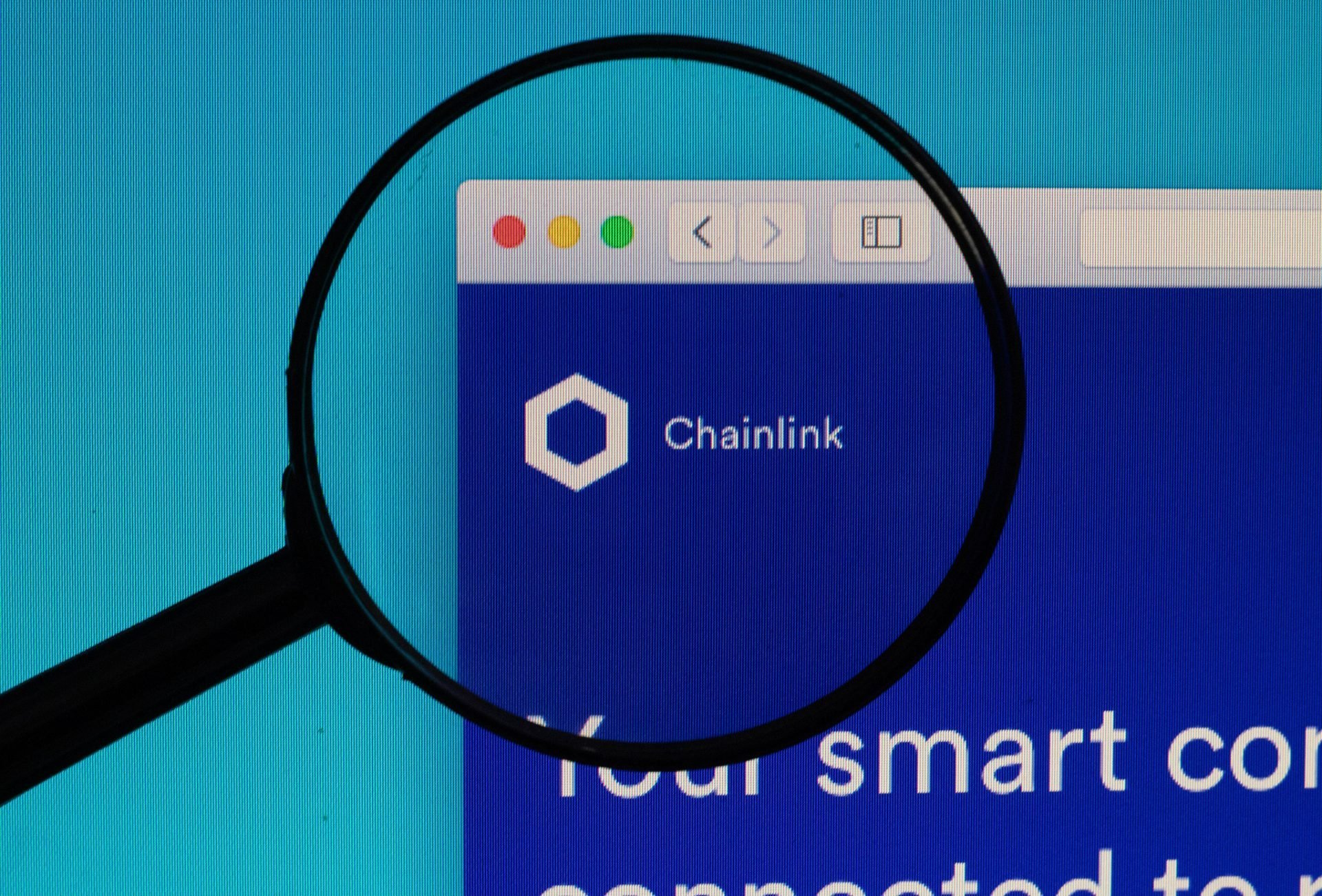 LINK Explodes By 10% After Intel Name Drops Chainlink 13