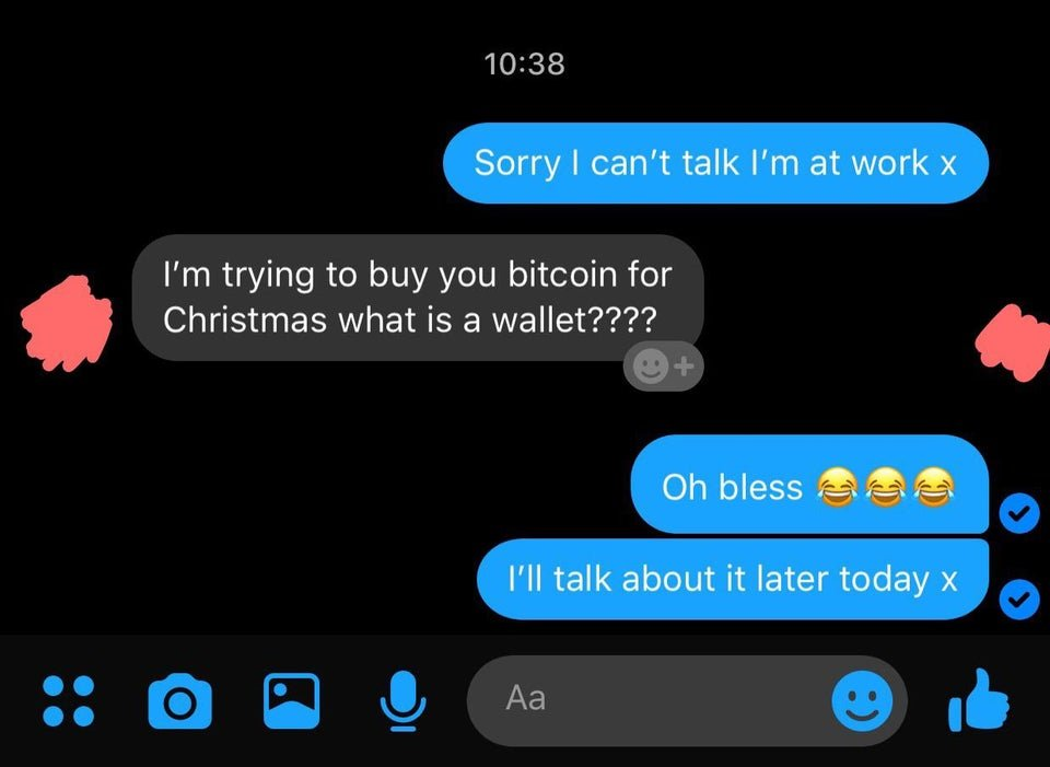 Mom's Buying You Bitcoin For Christmas – Is It A New Bullish Trend? 16