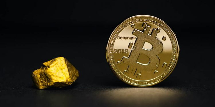 Bitcoin Replacing Gold is Happening - Bloomberg Report 35