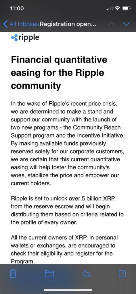XRP Army Hit By Yet Another Elaborate Scam 14