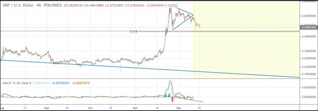XRP's $0.45 is the Support Level to Watch Moving Forward - Analyst 13