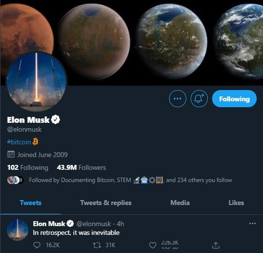Tesla & SpaceX Adding BTC to Their Balance Sheet is Inevitable - Pomp 3