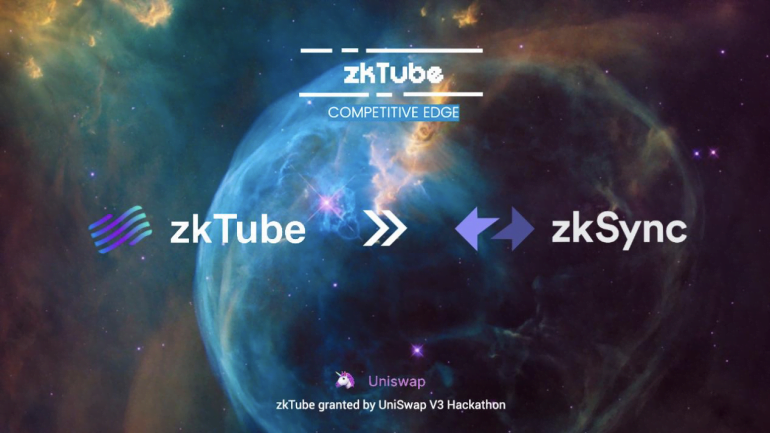 Guess What? The key which triggers layer2 is actually zkTube. 13
